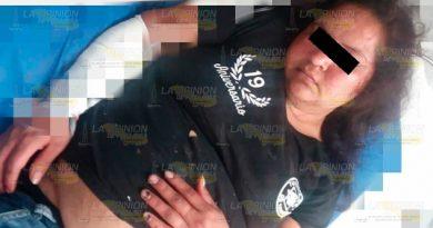 Mujer intentó quitarse la vida en Huejutla, Hidalgo