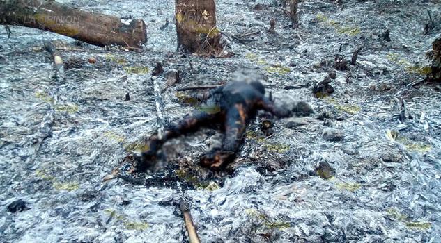 Octagenario muere quemado en localidad de Xicotepec, Puebla