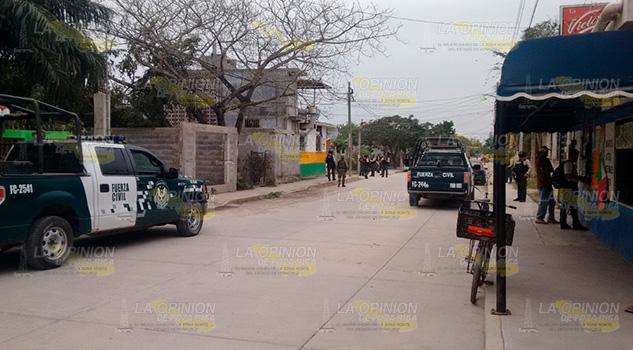 Saquean vivienda en Pánuco