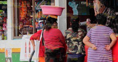 Pequeños negocios operan en la clandestinidad en Poza Rica