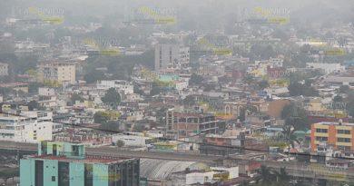 Persiste mala calidad del aire en Poza Rica