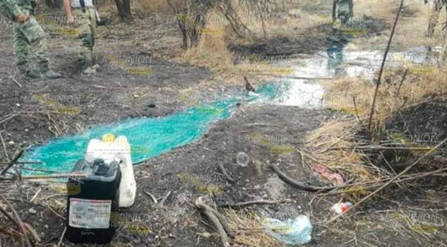 Piden desalojar San Agustín, Puebla por fuga de combustible