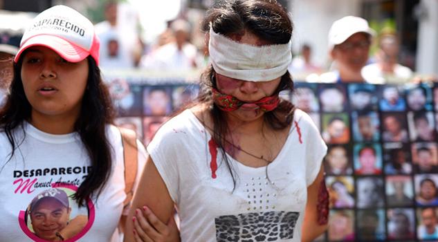 Piden tercera alerta para Veracruz, esta vez por desapariciones
