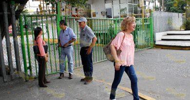 Protestan por la falta de gasolina en zona norte de Veracruz