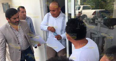 Reveriano sale libre, pagó 100 mil pesos de multa