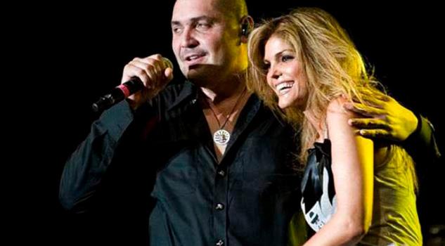 """Reyli narra cómo él y Ana Bárbara decidieron tener un """"hijo de amistad"""""""