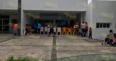 CS capacita a madres ante problemas de deshidratación en Tihuatlán