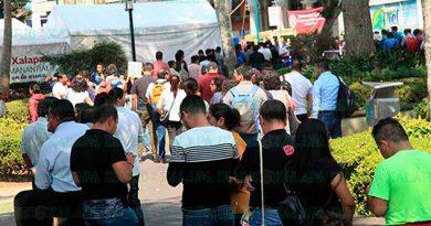 ST reconoce que más de 160 mil jóvenes están sin trabajo en Veracruz