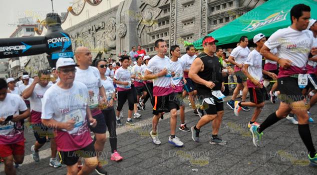 Salen a correr este domingo IPN 5K Papantla