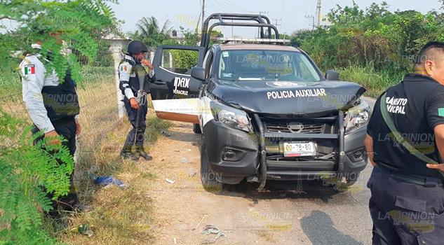 Se acaban las patrullas del IPAX en la Sierra del Totonacapan