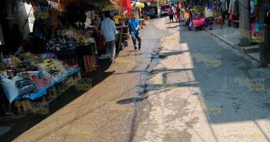 Se desperdicia el agua en Tantoyuca