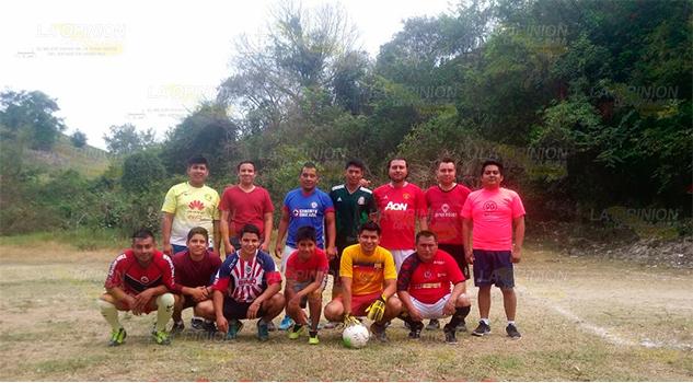 Se destapa Riva Palacio en el Futbol rápido Papanteco