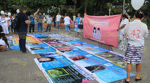 Sin rastro de 750 mujeres en Veracruz