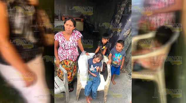 Solidaridad con los más necesitados en Tuxpan