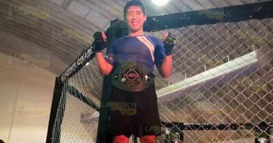 Tanke Gómez, nuevo campeón