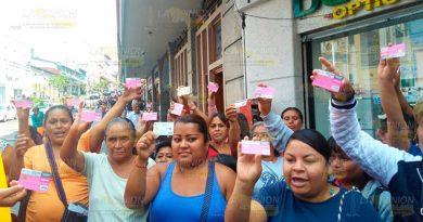 Temen estafa en BANSEFI, no quieren entregar recursos contra pobreza