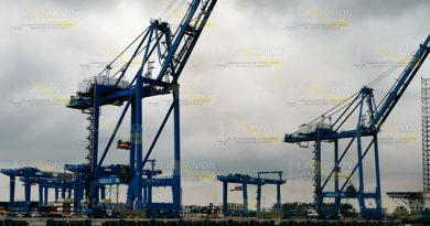 Tuxpan continúa en crecimiento en movilización de cargas