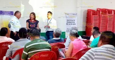Uso de tecnología contra la violencia en Tuxpan