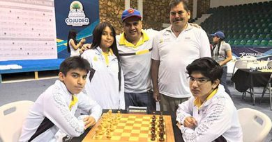 Veracruz tiene ajedrecistas de plata