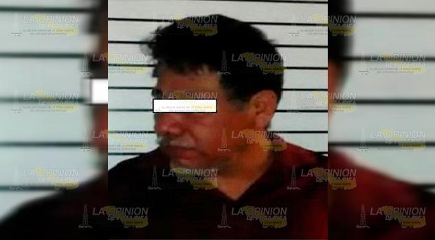 Violador ante el juez en Tuxpan