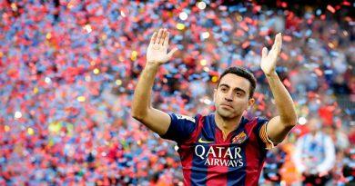 Xavi Hernández anuncia retiro del futbol a los 39 años