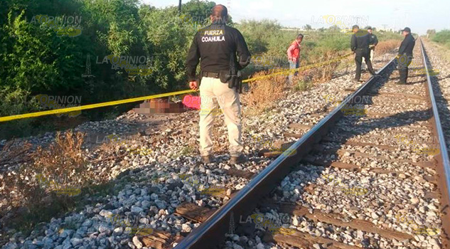 ¡Tren arrolla y mata a jornaleros agrícolas!