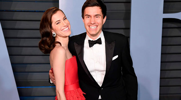 Allison Williams se separa de Ricky Van Veen