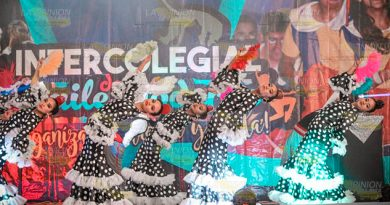 Alumnos del COBAEV ganaron el Intercolegial de Álamo
