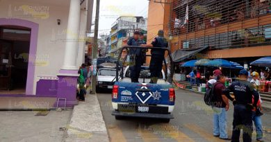 Apresan a joven en La Guasima Ixcacuatitla por golpear a sus padres