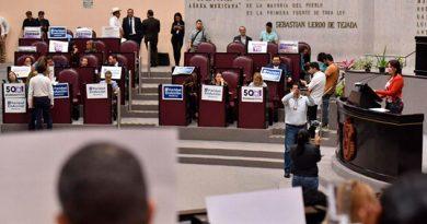 Aprueba Congreso de Veracruz reformas en materia de paridad de género