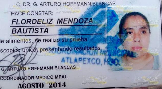 Buscan a Flordeliz, es de Atlapexco