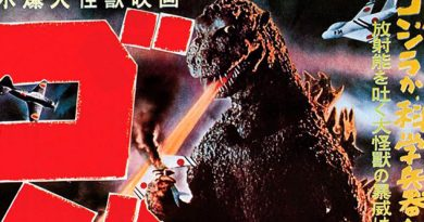 Cuándo surgió Godzilla, el mounstro japonés