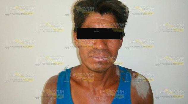 Ebrio golpeó a su esposa en Oxeloco, sospecha que le pone los cuernos
