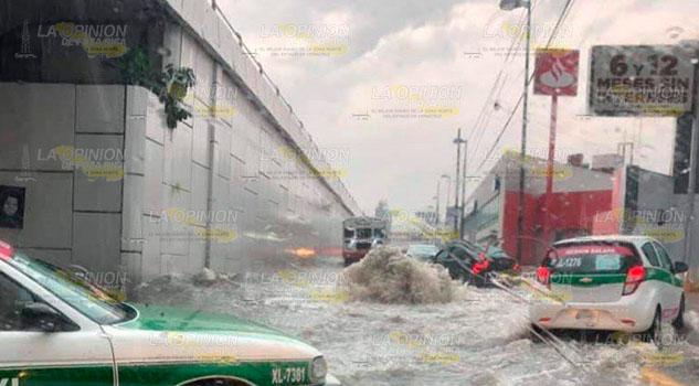 El estado de Veracruz, Campeón en calamidades