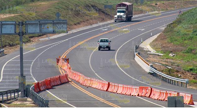En espera de resolución para acceso directo a la autopista Tuxpan - Tampico