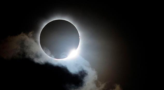 En estos lugares podrá verse el eclipse solar del 2 de julio