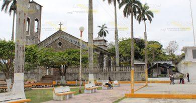 Amatlán y Tancoco sin luz por presunto robo de cable