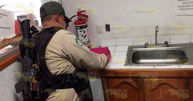 Falsa alarma por reporte de supuesto aparato explosivo en Xalapa