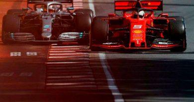 Ferrari no apela la sanción a Vettel y estudia ahora el derecho a revisión