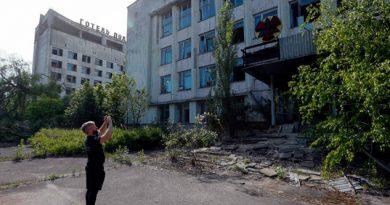Furor por visitar Chernobyl