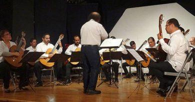 La Orquesta de Guitarras de Xalapa ofrece audición
