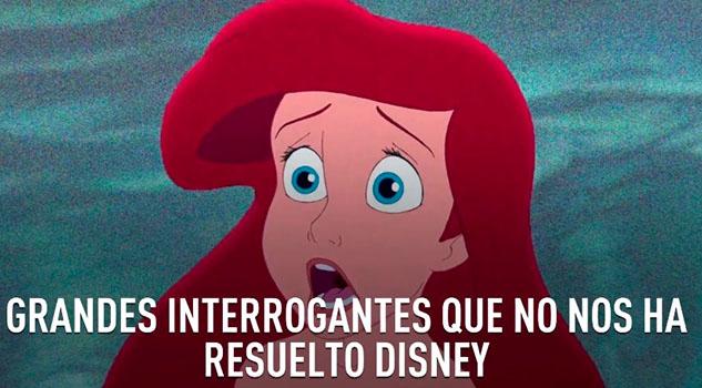 Grandes interrogantes que no nos ha resuelto Disney