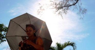 Intenso calor persistirá durante otoño e invierno en el sur de Veracruz