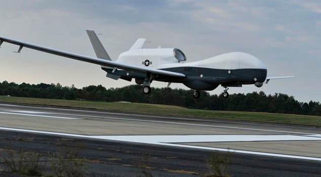 Irán derriba un dron de Estados Unidos