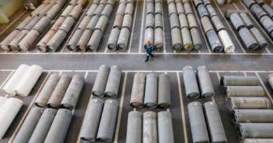 Irán superará en 10 días el límite de las reservas de uranio