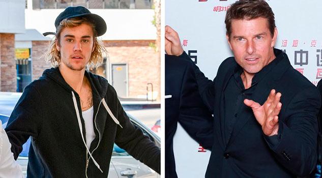 Justin Bieber reta a Tom Cruise a combate de artes marciales
