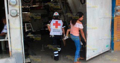 Muere infartado en la colonia Ávila Camacho de Poza Rica