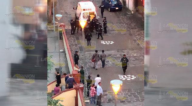 Mujer se avienta del puente Xallitic en Xalapa y sobrevive