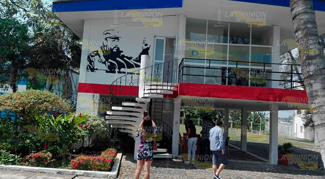 Museo de la Amistad México - Cuba en Tuxpan triplica número de visitantes