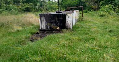 No soportan el olor a gas en colonias de Cerro Azul